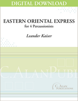 Eastern Oriental Express - Leander Kaiser [DIGITAL]