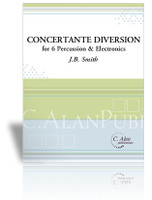 Concertante Diversion, Version 2 - J.B. Smith [DIGITAL SCORE]