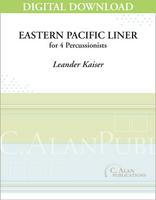 Eastern Pacific Liner - Leander Kaiser [DIGITAL]
