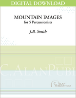 Mountain Images - J.B. Smith [DIGITAL SCORE]