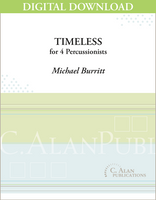 Timeless - Michael Burritt [DIGITAL SCORE]