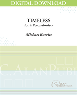 Timeless - Michael Burritt [DIGITAL SCORE]
