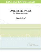 One-Eyed Jacks - Mark Ford [DIGITAL SCORE]