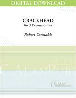 Crackhead - Robert Constable [DIGITAL SCORE]