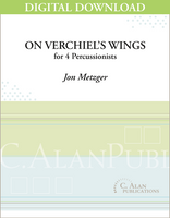 On Verchiel's Wings - Jon Metzger [DIGITAL]