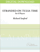 Stranded on Tulsa Time - Richard Sanford [DIGITAL SCORE]