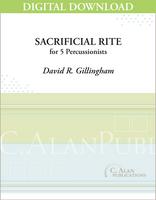 Sacrificial Rite - David R. Gillingham [DIGITAL]