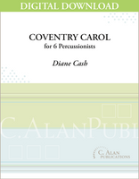 Coventry Carol - Diane Cash [DIGITAL]