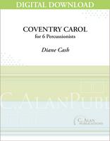 Coventry Carol - Diane Cash [DIGITAL SCORE]