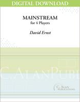 MAinstreAM - David Ernst [DIGITAL]