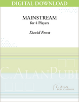 MAinstreAM - David Ernst [DIGITAL SCORE]