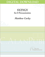 Syzygy - Matthew Curly [DIGITAL SCORE]