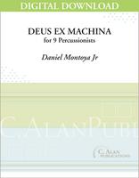 Deus ex Machina - Daniel Montoya, Jr. [DIGITAL]