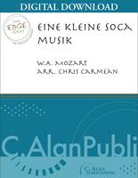Eine Kleine Soca Musik - Chris Carmean [DIGITAL SCORE]