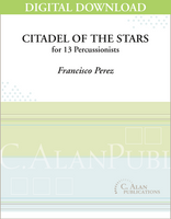 Citadel of the Stars - Francisco Perez [DIGITAL]