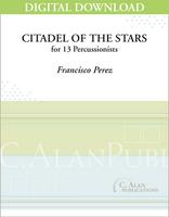 Citadel of the Stars - Francisco Perez [DIGITAL SCORE]