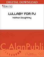 Lullaby for PJ - Nathan Daughtrey [DIGITAL SCORE]