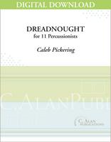 Dreadnought - Caleb Pickering [DIGITAL SCORE]