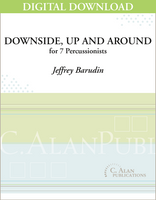 Downside, Up and Around - Jeffrey Barudin [DIGITAL SCORE]