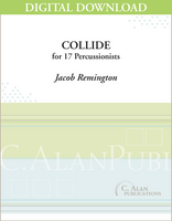 Collide - Jacob Remington [DIGITAL SCORE]