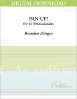 Pan Up! (Steel Band) - Brandon Dittgen [DIGITAL]