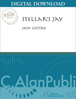 Steller's Jay - Josh Gottry [DIGITAL SCORE]