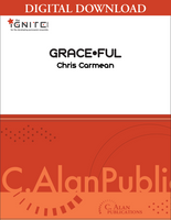 Grace•ful - Chris Carmean [DIGITAL SCORE]