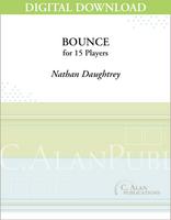 Bounce - Nathan Daughtrey [DIGITAL SCORE]