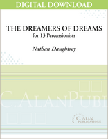 The Dreamers of Dreams - Nathan Daughtrey [DIGITAL SCORE]