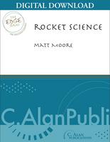 Rocket Science - Matt Moore [DIGITAL SCORE]