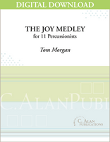 The Joy Medley - Tom Morgan [DIGITAL SCORE]