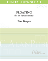 Floating - Tom Morgan [DIGITAL SCORE]