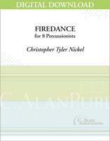 Firedance -  Christopher Tyler Nickel [DIGITAL]