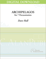 Archipelagos - Dave Hall [DIGITAL SCORE]