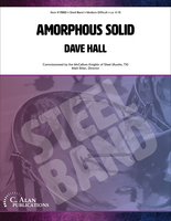 Amorphous Solid - Dave Hall [DIGITAL SCORE]