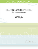 Bluegrass Rondeau - Ed Kiefer [DIGITAL]