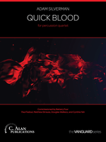 Quick Blood (Percussion Quartet)