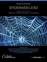 Spiderweb Lead (Percussion Quartet)