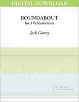 Roundabout - Josh Gottry [DIGITAL SCORE]