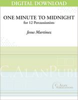 One Minute to Midnight - Jesus Martinez [DIGITAL]
