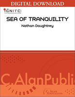 Sea of Tranquility - Nathan Daughtrey [DIGITAL SCORE]