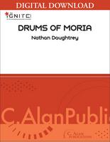 Drums of Moria - Nathan Daughtrey [DIGITAL]