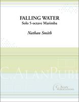 Falling Water (Solo 5-octave Marimba)