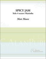 Spicy Jam (Solo 4-Mallet Marimba)
