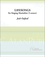 LifeSongs (for Singing Marimbist)