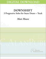 Downshift - Matt Moore [DIGITAL]