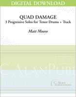 Quad Damage - Matt Moore [DIGITAL]