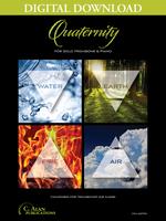Quaternity (Piano Reduction) - Bruce Broughton [DIGITAL]