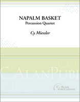 Napalm Basket (Percussion Quartet)