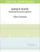 Dance Suite - Chris Carmean [DIGITAL SCORE]